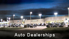 Automobile Dealership CCTV Monitoring