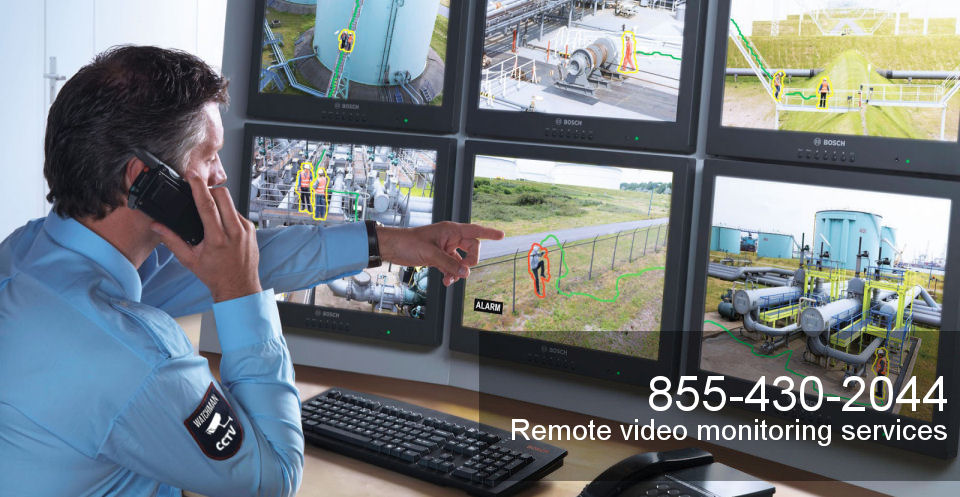 Remote Video Monitoring